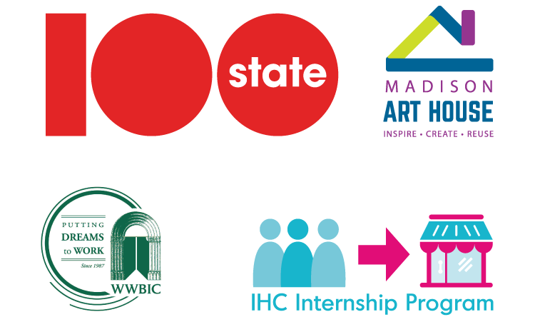 Logos of our partners